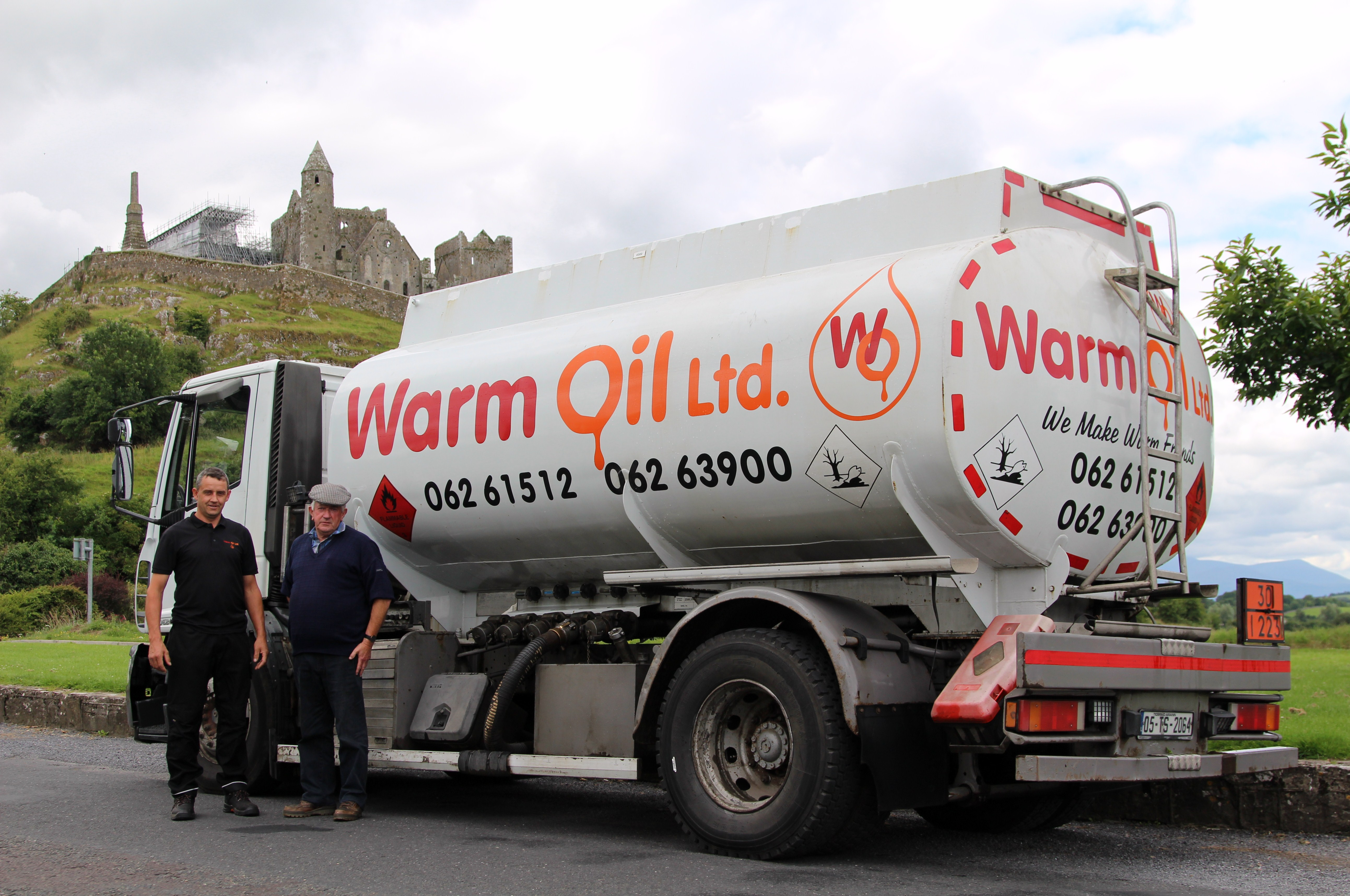 warm Oil - home heating oil Cashel Tipperary