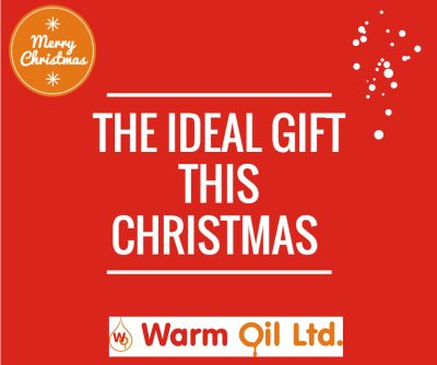 Home Heating Oil Christmas GIft Vouchers